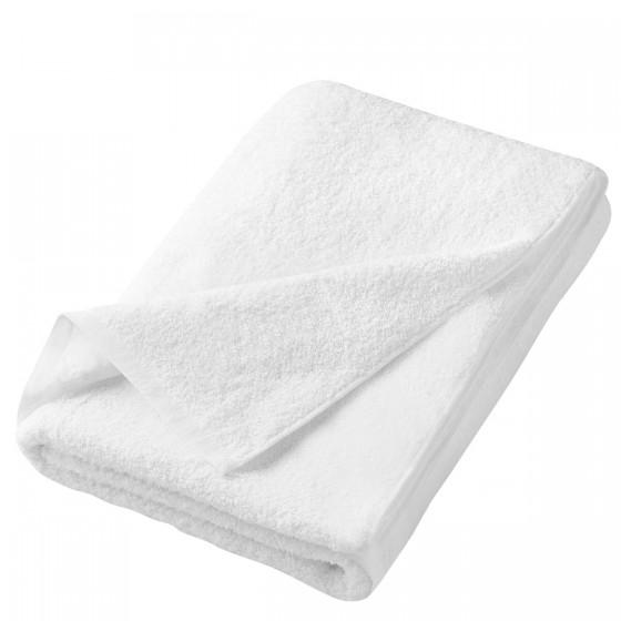 Бяла хавлиена кърпа за баня - HOTEL LUX 500г., размер 70/140 см