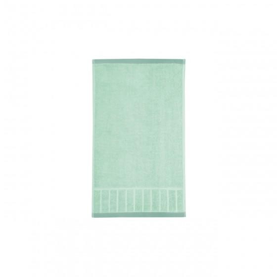 Качествена Кърпа за Баня с Модерен Дизайн в Зелено - Матерхорн, 30/50 см.