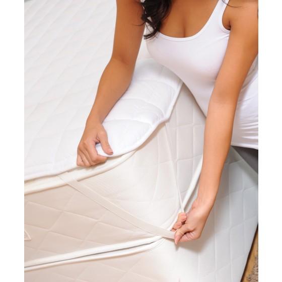 Непромокаем протектор за матрак, размер 90/200 см