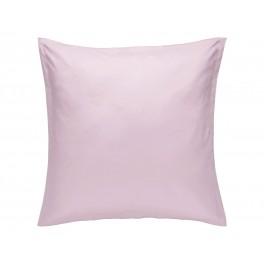 Едноцветна Калъфка за възглавница светло лилаво 80/80, 100% Памук Ранфорс