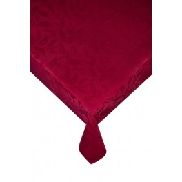 Червена покривка за маса Гала, размер 100х150 см