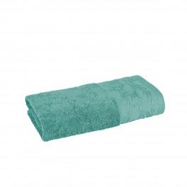 Качествена хавлиена кърпа в зелено - КАЗАБЛАНКА, размер 50/90 см