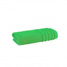 Хавлиена кърпа в зелен цвят - СИДНИ, размер 50/90 см