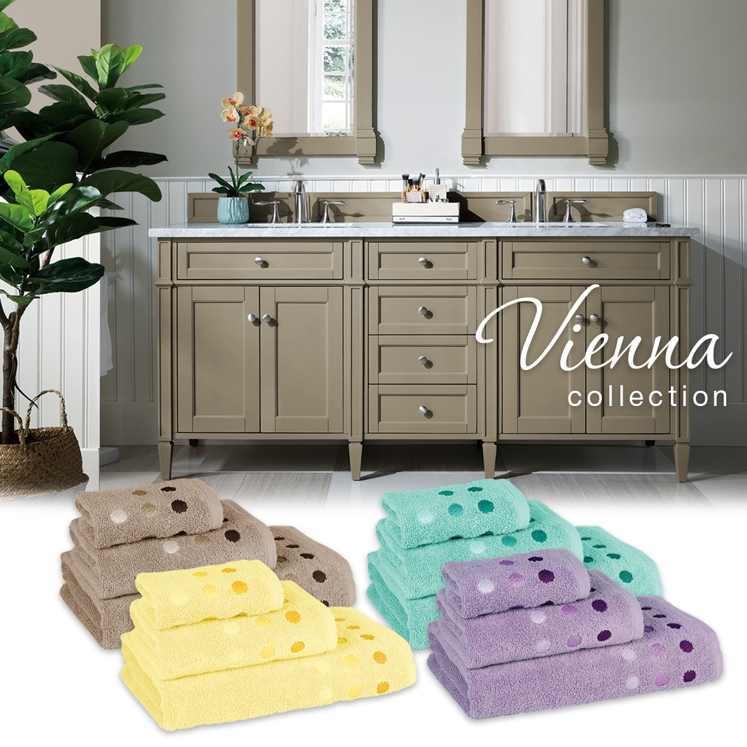 Dilios Vienna Towels Collection